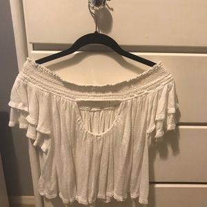 Free People Tops - Free People Off the Shoulder Top